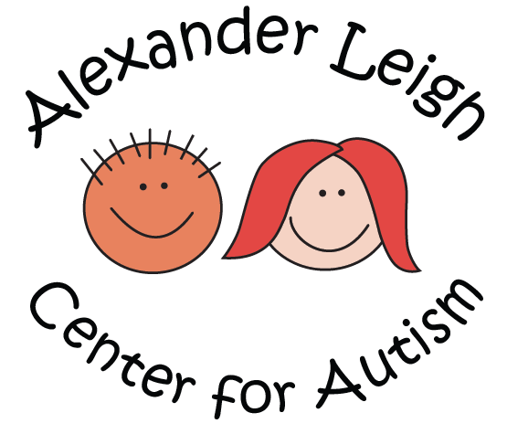 Alexander Leigh Center for Autism logo