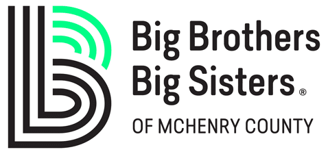 Big Brothers Big Sisters of McHenry County Logo