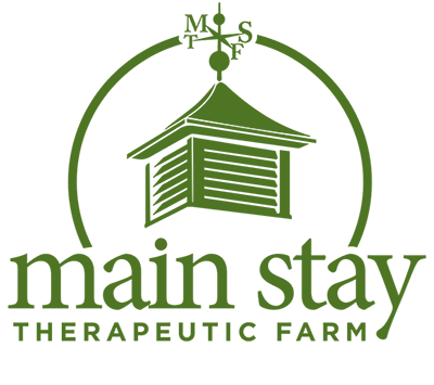 Main Stay Therapeutic Farm logo