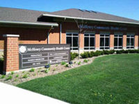 McHenry County Mental Health Board building