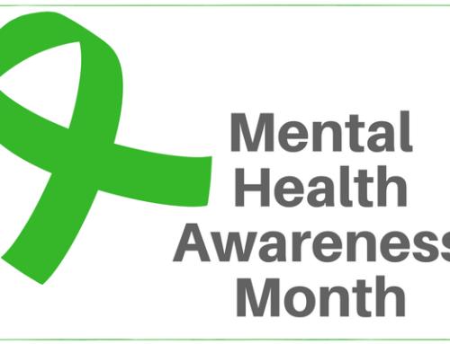 Mental Health Awareness Month April – May 2020