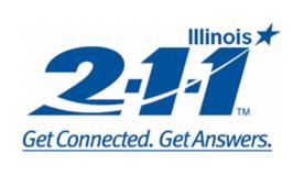 211 Illinois logo
